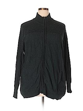 St. John's Bay Cardigan Size 2X (Plus)