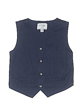 The Children's Place Tuxedo Vest Size 7/8