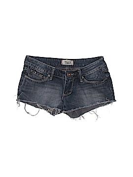 Tilt Denim Shorts Size 00