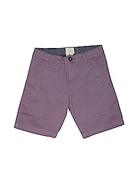 Mini Boden Khaki Shorts Size 9