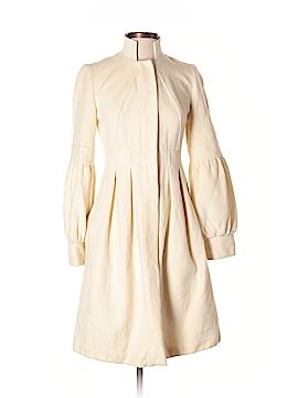 Diane von Furstenberg Wool Coat Size 4