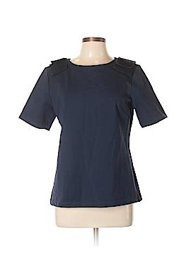 Elizabeth McKay Short Sleeve Blouse Size L