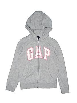 Gap Kids Outlet Zip Up Hoodie Size 10