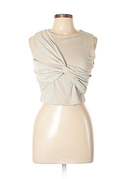 Zara Sleeveless Blouse Size L