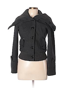 DKNY Jeans Wool Coat Size M