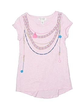 Jessica Simpson Short Sleeve T-Shirt Size S (Kids)