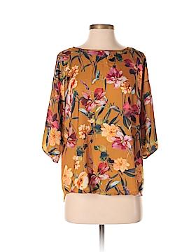 Mango 3/4 Sleeve Blouse Size S