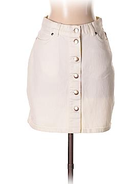 Moda International Denim Skirt Size 0