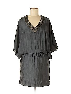 Nicole Miller Casual Dress Size S (Petite)
