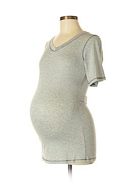 Lilac Short Sleeve T-Shirt Size M (Maternity)