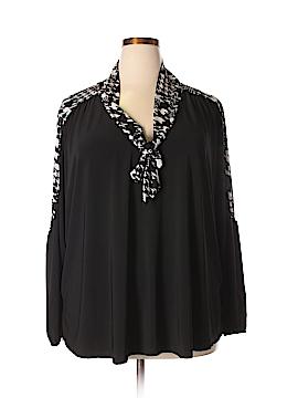 IGIGI Long Sleeve Top Size 22 - 24 Plus (Plus)