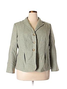 Talbots Wool Blazer Size 18W Petite (Plus)