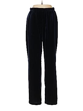 Lands' End Velour Pants Size S