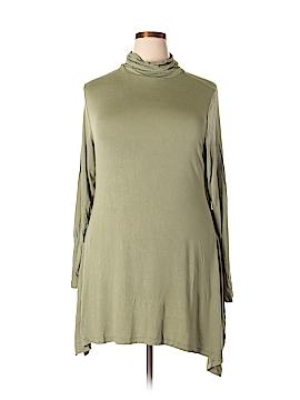 Soft Surroundings Long Sleeve Turtleneck Size 1X (Plus)