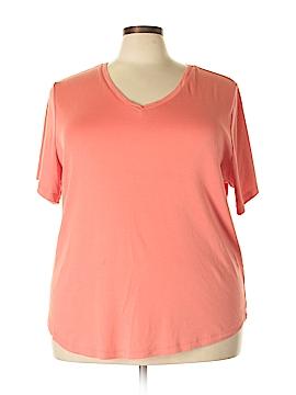 J.jill Short Sleeve T-Shirt Size 4X (Plus)
