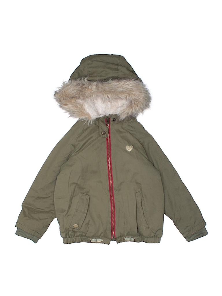 8bb246d549ba Zara Baby Solid Dark Green Jacket Size 2 3 - 64% off