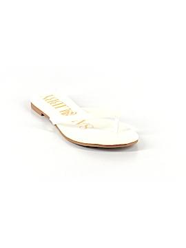 Sam & Libby Flip Flops Size 7