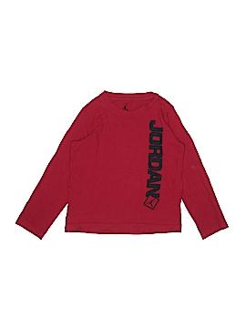 Jordan Long Sleeve T-Shirt Size 7
