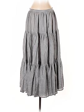 Agnes B. Silk Skirt Size 8 (40)