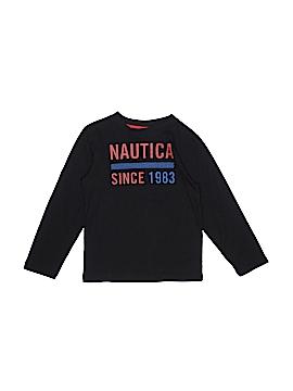 Nautica Long Sleeve T-Shirt Size X-Large (Kids)