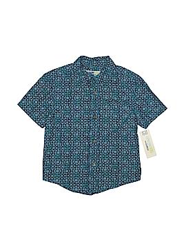 OshKosh B'gosh Short Sleeve Button-Down Shirt Size 5T
