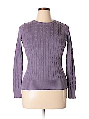 St. John's Bay Women Pullover Sweater Size L