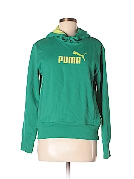 Puma Pullover Hoodie Size L