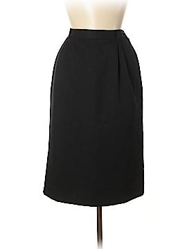 Valentino Wool Skirt Size 44 (IT)