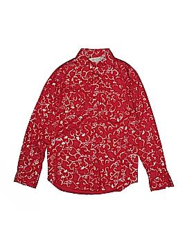 Roper Long Sleeve Button-Down Shirt Size 6X