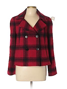 Talbott Wool Coat Size 10