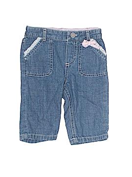 Genuine Kids from Oshkosh Jeans Size 6 mo