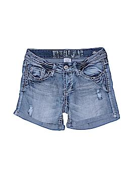 Hydraulic Denim Shorts Size 5 - 6