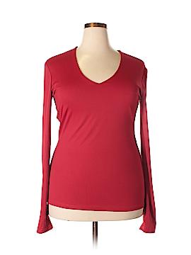 Long Elegant Legs Long Sleeve T-Shirt Size L