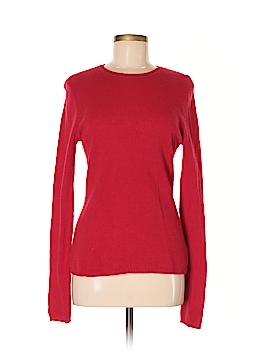 Ellen Tracy Cashmere Pullover Sweater Size M
