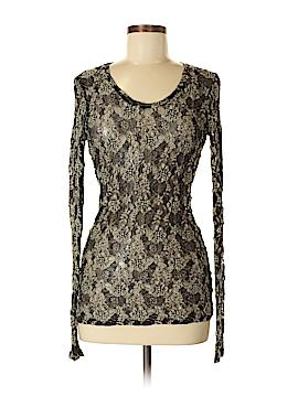 BKE Long Sleeve Blouse Size M