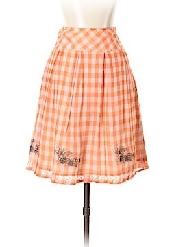 Free People Silk Skirt Size 4
