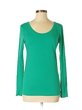 Active Basic Long Sleeve T-Shirt Size L
