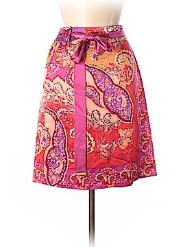Etcetera Silk Skirt Size 10
