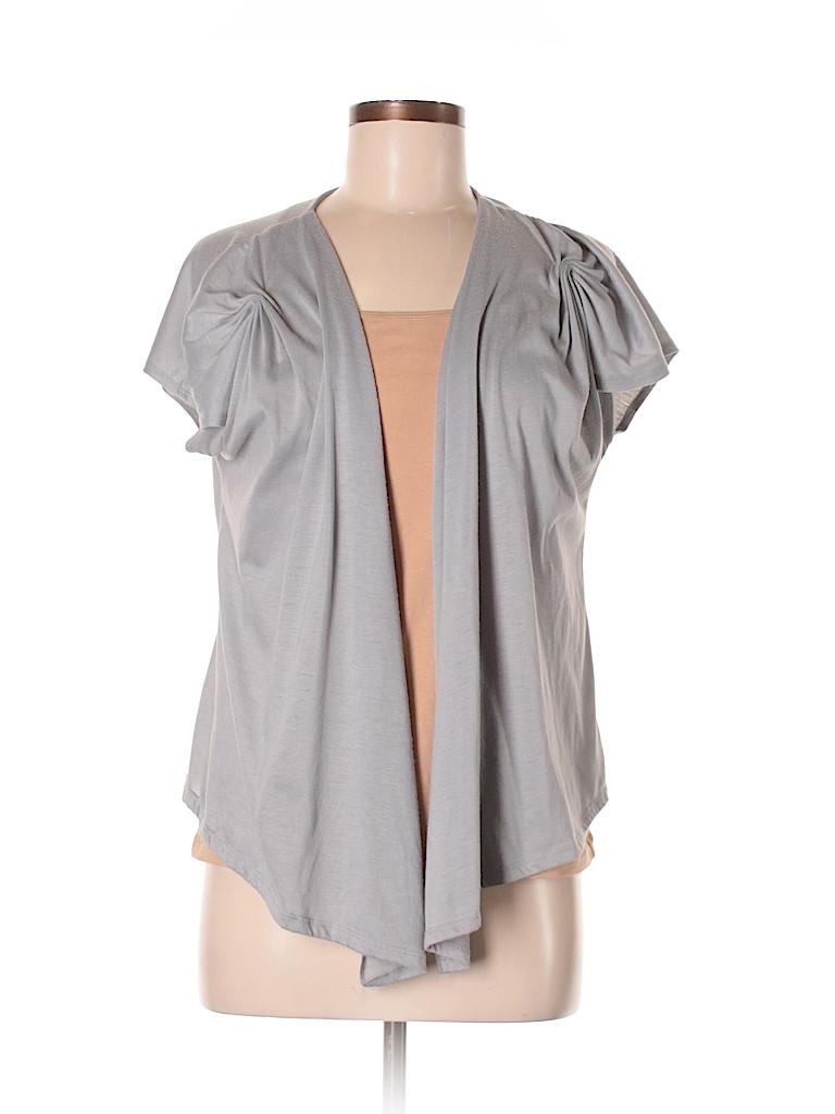 Apostrophe Women Cardigan Size L