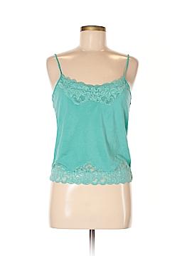 Versailles Sleeveless Silk Top Size M