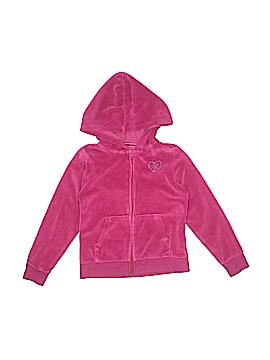 Total Girl Zip Up Hoodie Size 6X