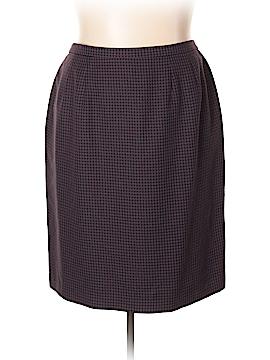 Larry Levine Casual Skirt Size 20W (Plus)