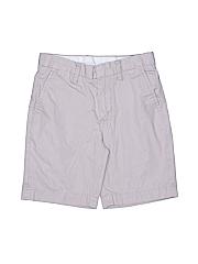 Crewcuts Girls Khaki Shorts Size 6