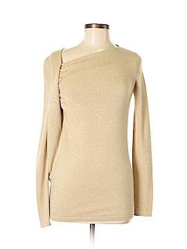 Vivienne Tam Silk Pullover Sweater Size S