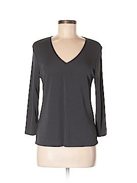 New York & Company 3/4 Sleeve T-Shirt Size M