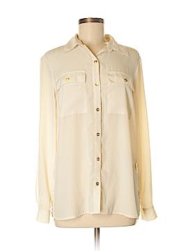 Jones New York Long Sleeve Blouse Size 8