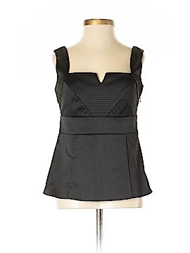White House Black Market Sleeveless Blouse Size 00