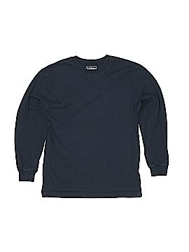 L.L.Bean Factory Store Long Sleeve T-Shirt Size 8