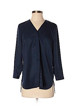 Johnston & Murphy 3/4 Sleeve Button-Down Shirt Size XS