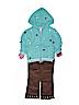 B.T. Kids Girls Zip Up Hoodie Size 2T